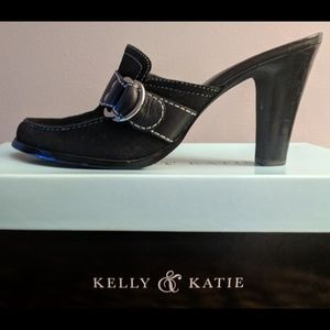 Kelly & Kate Slip On with Buckle